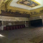 Balcony toward proscenium 2012